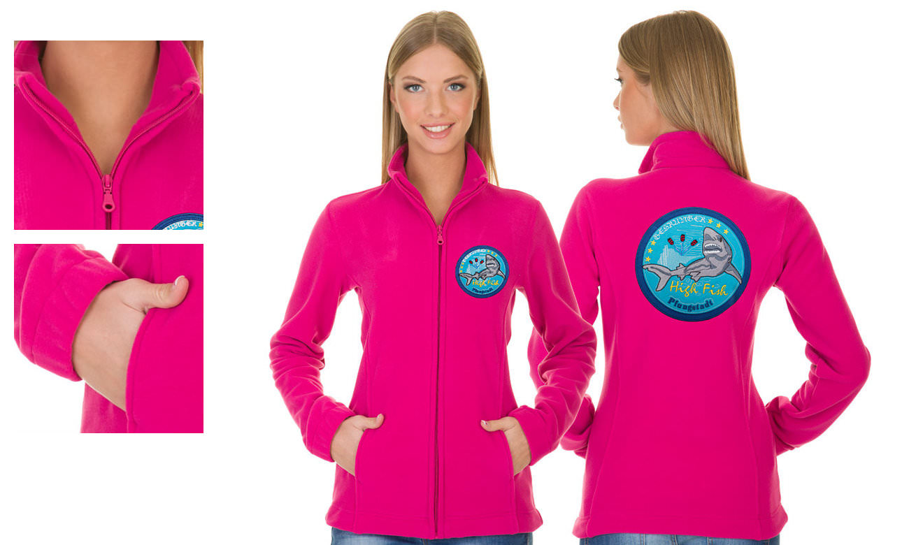 Fleece-Jacken ST-400 Pink Damen