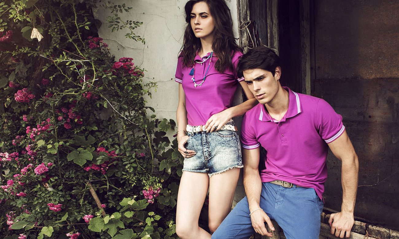 Poloshirts ST-205 Beere