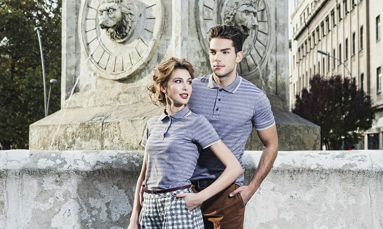 Poloshirts ST-220 Mousegray Fashion